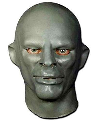 Fantomas Maske aus Schaumlatex