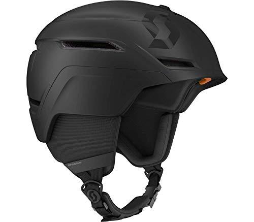 Scott Symbol 2 Plus D Helmet Schwarz, Ski- und Snowboardhelm, Größe L - Farbe Black