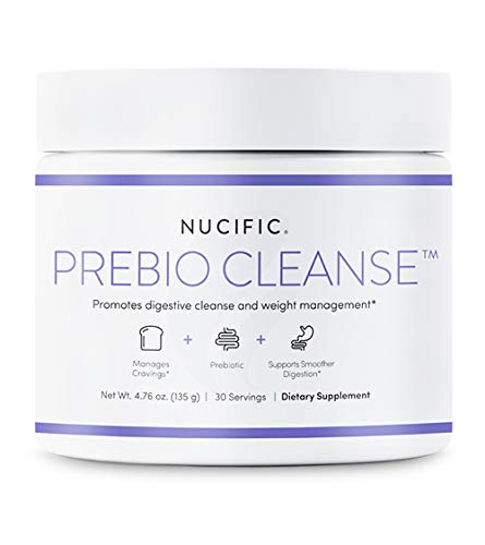 Nucific® Prebio Cleanse™ Prebiotic Blend, 30 Servings