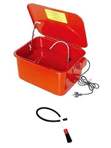 Fontaine de Nettoyage Lavage 13,5L litres 3,5 gal Pieces Mecaniques avec Pinceau Brosse