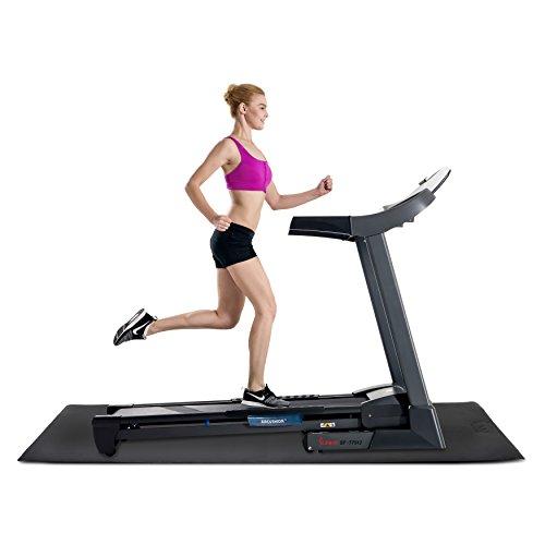 Sunny Health & Fitness Exercise Equipment Mat
