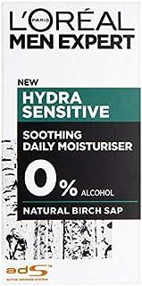 L'Oreal Paris Men Expert Hydra Sensitive Soothing Birch Sap Moisturizer 50 ml