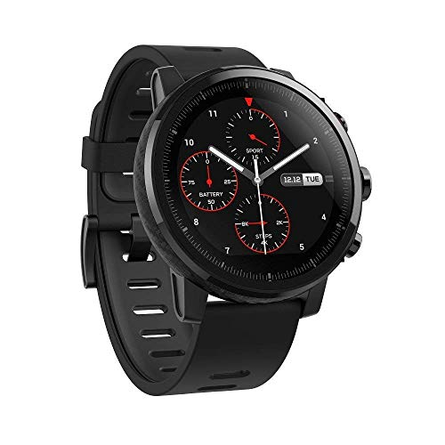 Amazfit Stratos Multisport Smartwatch with VO2max