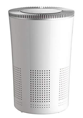 UNILUX Luftreiniger R'CLEAN in weiss mit HEPA-Carbon Filter, Reduzierung des Risikos Allergien, Asthma oder Atembeschwerden zu entwickeln ideal bei Heuschnupfen und zur Allergievorbeugung