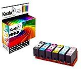 Koala 6 Cartuccia Compatibili per Epson 378XL 378 per Epson Expression Photo XP-8500 XP-8505 XP-15000 1*Nero1*Ciano1*Magenta1*Giallo1*Ciano Chiaro1*Magenta Chiaro