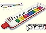 Ostprodukte-Versand.de Triola Blas-Harmonika 12 Tasten - Ossi Artikel - für Ostalgiker - DDR Produkte