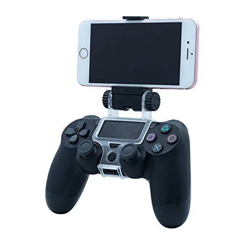 Mcbazel Smartphone-Clip-Halterung Klemmhalterung für PS4/ PS4 Slim/ PS4 Pro Controller