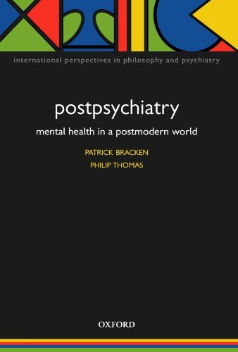 41B+vCLsbeL - Postpsychiatry: Mental Health in a Postmodern World (International Perspectives in Philosophy and Ps