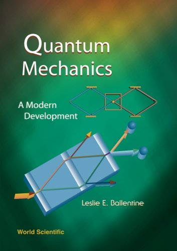 Quantum Mechanics: A Modern Development