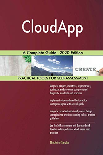 CloudApp A Complete Guide - 2020 Edition