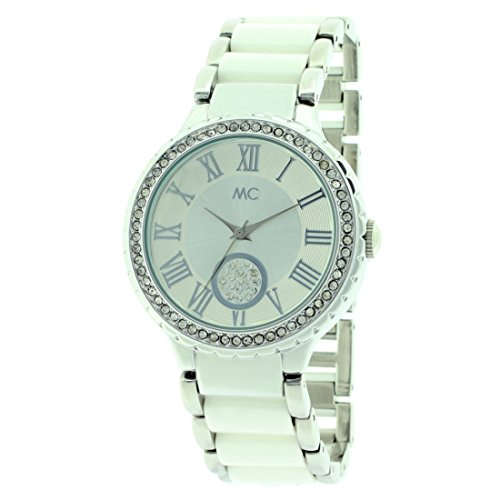MC Timetrend Damen Analog Quarz Uhr mit Messing Armband 51500