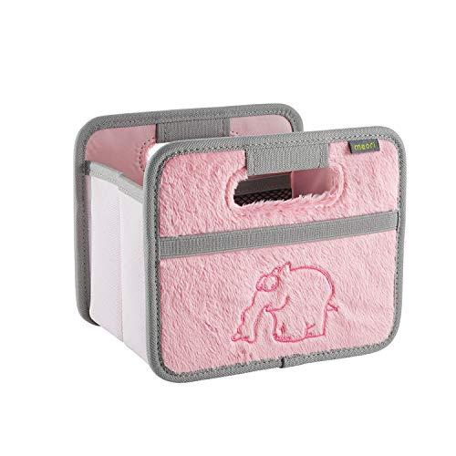 Meori Aufbewahrungsbox faltbar mini Ottifant - 16cm 12cm 14cm