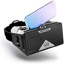 هدست AR / VR هدست - عینک واقعیت افزوده و واقعیت ، محصول STEM ، 300+ تجربه ، با iPhone یا Android کار کنید (Moon Grey)