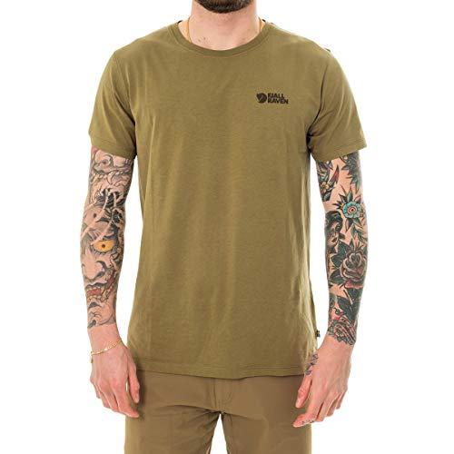 Fjallraven Torneträsk T-Shirt, Green, M Mens