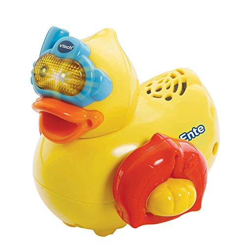 VTech Baby 80–501304 – Tut bébé Monde – Canard de Bain