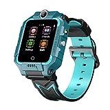 SIWEI 4G Reloj inteligente para niños Rastreador de posicio