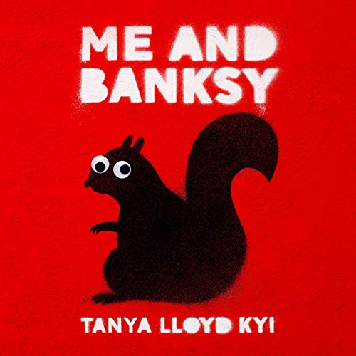 Me and Banksy audiobook cover art