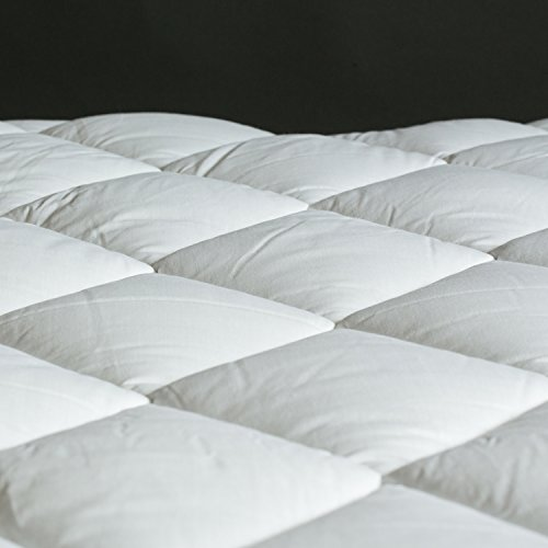 The Bettersleep Company Caravan Shaped Mattress Topper Quilted (Island bed)