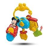 Clementoni - Disney 14832 - Llaves electrónicas, Multicolor