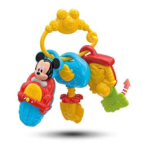 Clementoni - 14832 - Clés d'activité Baby Mickey, bébé 18 Mois