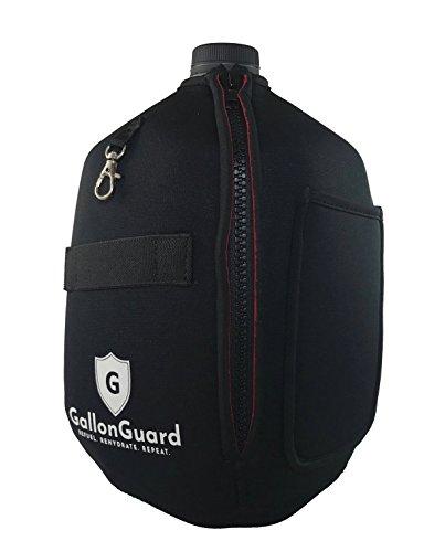 Gallon Guard Gallon Jug Cover (Jet Black)