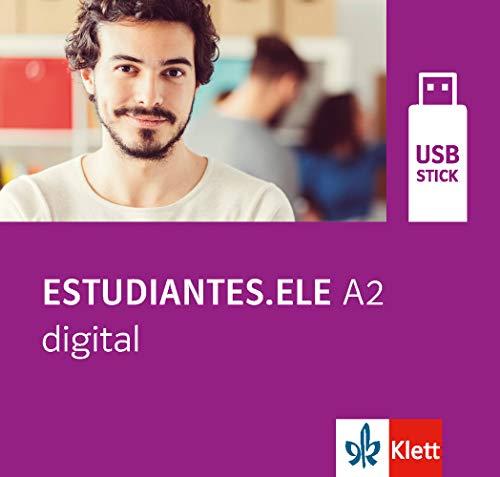 Estudiantes.ELE A2 digital: Spanisch für Studierende. USB-Stick (Estudiantes.ELE / Spanisch für Studierende)