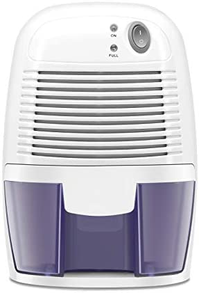 Beyxdu Electric Mini Dehumidifier Compact 500ml 17 oz Capacity Portable Quiet Small Dehumidifiers product image