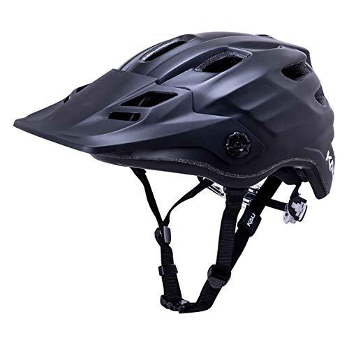 Kali Maya 2.0 Helm matt schwarz Kopfumfang 60-63cm 2020 Fahrradhelm