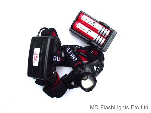 CREE LED 3 W 300 lumens Zoom/Focus réglable pour Power Pack