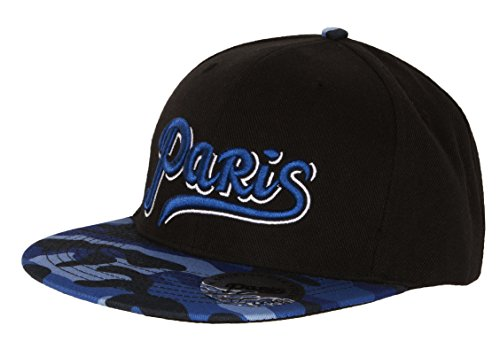 Casquette Paris - Collection Sportwear - Taille Adulte Homme