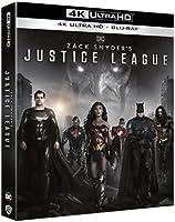 Zack Snyder's Justice League (4K Ultra HD + Blu Ray)