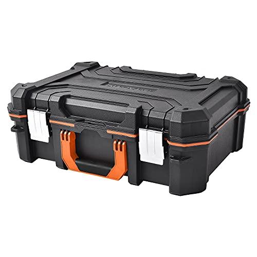 TACTIX Techniker-Werkzeugkoffer Werkzeugkiste Fächer Organizer Koffer