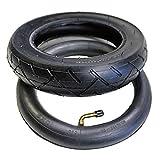 Soflow So6 E-Scooter Ersatz Schlauch+Mantel S06 Set für 10 Zoll Reifen SO6