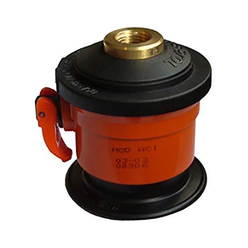 Adaptador de bombona Repsol y Cepsa, a salida de rosca de botellas de Camping Gaz Azul Conexión de salida M 16 x 1,5