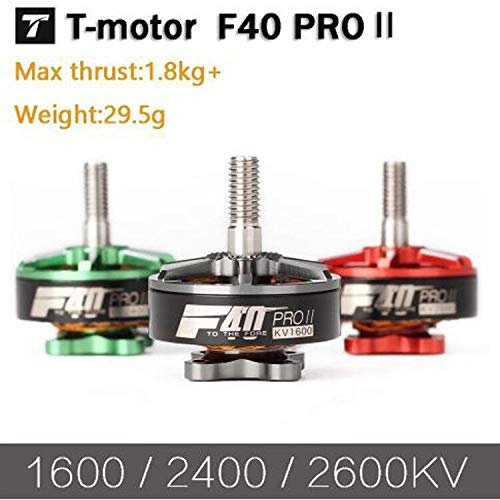 Amazing Deal Part & Accessories T-motor F40 PRO II 1600KV/2400KV/2600KV FPV Brushless Electrical Mot...