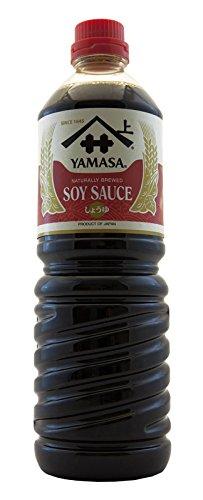 [ 1000ml ] YAMASA Sojasauce aus Japan / natürlich gebraut / SOY SAUCE