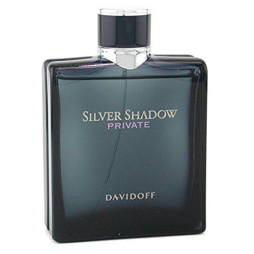 DAVIDOFF Silver Shadow Private Ex 03/15 Silver Sh Private Edt Vapo 100ml