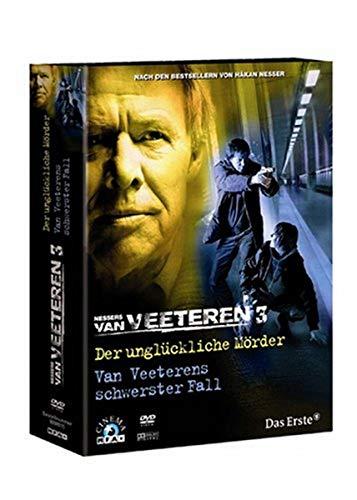 Van Veeteren Vol. 3 - Der unglückliche Mörder und Van Veeterens schwerster Fall (2 DVDs)