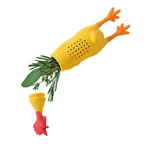 Amiispe Le COQ Krokodillederimitat Kräuter-Ei Für die Küche