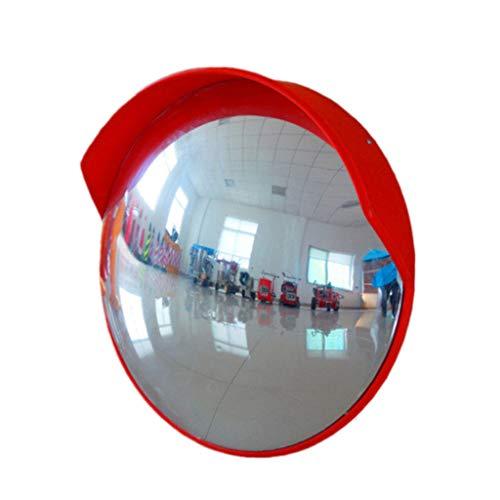 Lentille grand-angle en plastique de 60CM, réflecteur multifonctionnel de miroir convexe de route extérieure d'intérieur de miroir d'école de communauté (taille : 60 cm)