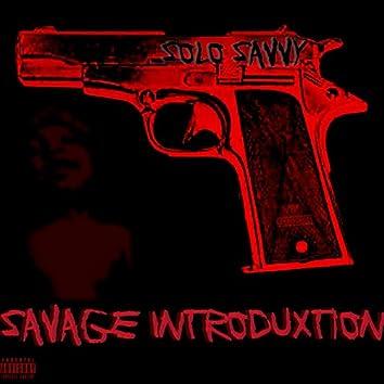 Savage Introduxtion