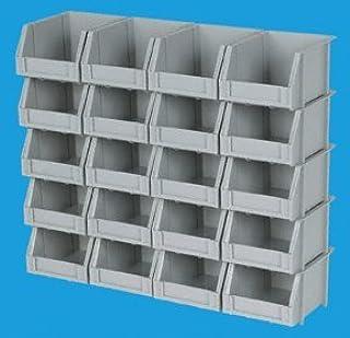 MIC4HFT Polyethylene Bins Storage System