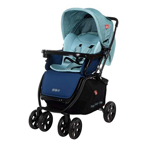Buy Discount Pushchairs Prams Lightweight Stroller High Landscape Can Absorbers Children Folding Sit...