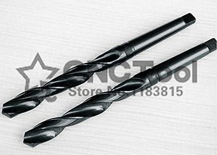 1pcs HSS 15.0~18.9mm Diameter Electric Taper Shank Twist Drilling Drill Bit, HSS high speed steel drill bit : 18point2