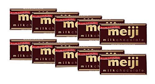 明治ミルクチョコレート 10枚