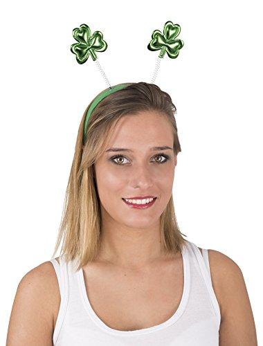 P'TIT Clown re10056 - Serre tête mini chapeau haut de forme Saint Patrick