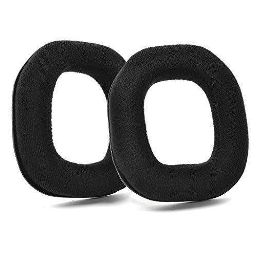 Tsorryen Almofadas auriculares para fones de ouvido Logitech- Astro- A50 Gen3 Gen4 Capa de reposição para protetores de ouvido
