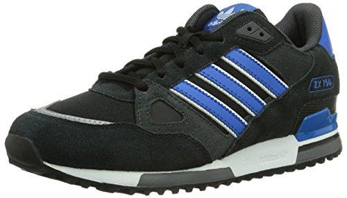 Adidas ZX 750 - Zapatillas de running para hombre, Negro, 40.6666666667 ⭐