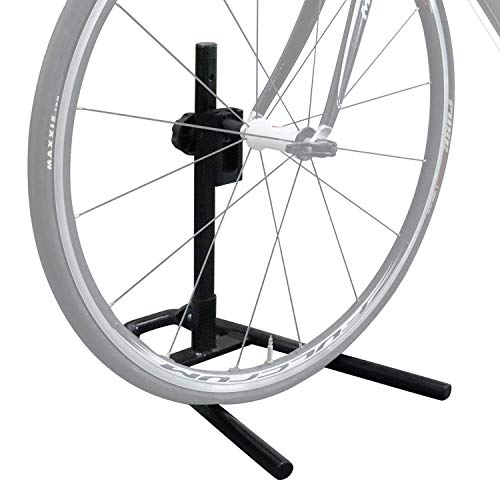 Sports Bike Stand Rack for Quick Release Front Wheels Adjustable Aluminium Alloy Bicycle Storage...
