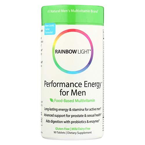 Rainbow Light Perf Energy Mul Men
